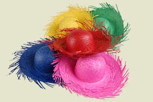 chapeaux Antillais