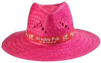 Photo du chapeau Indiana couleur