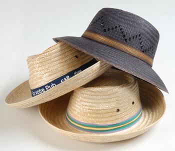 Photo des chapeaux Pescadous